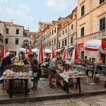 Das Good Food Festival in Dubrovnik