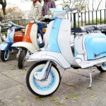Vespa World Day in Biograd und Zadar